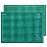 ZERRO Professional Self-Healing Cutting Mat Double Sided Thick 5-Ply with Imperial/Metric 18