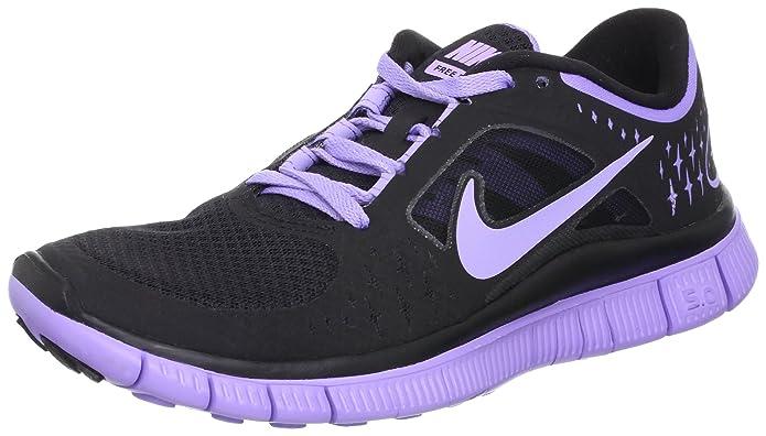 ... Nike Free Run 3 Womens Running Shoe Purple