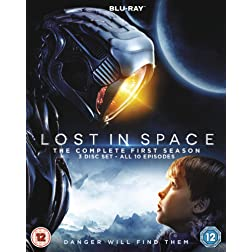 Lost In Space Season 1 2018 2019 [Blu-ray]