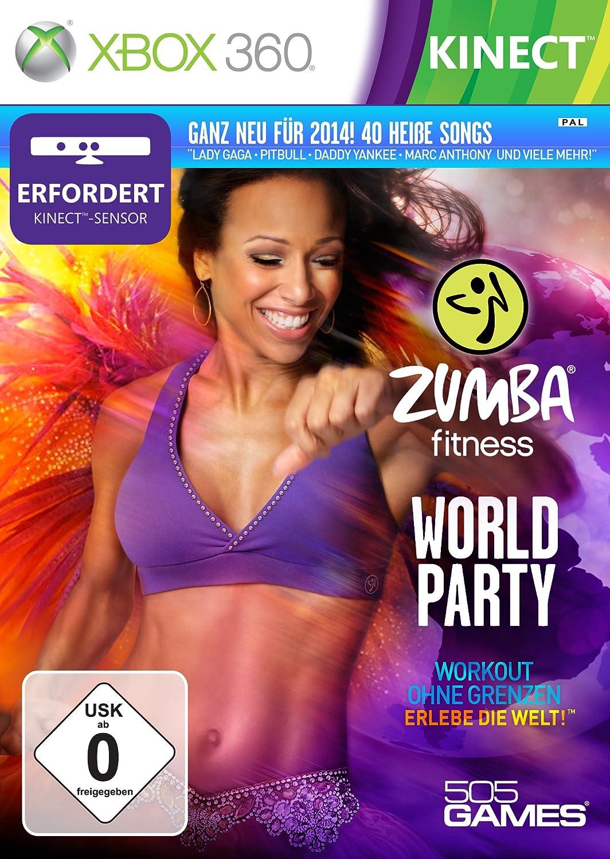 Zumba Fitness Xbox 360