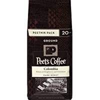 Peet's Coffee Peetnik Pack French Roast Ground 20oz. Bag