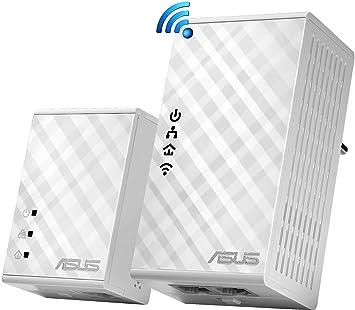 Asus PL-N12 Adaptateur CPL Blanc