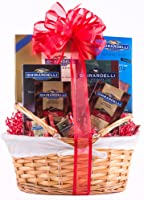 Classic Ghirardelli Holiday Chocolate Gift Basket