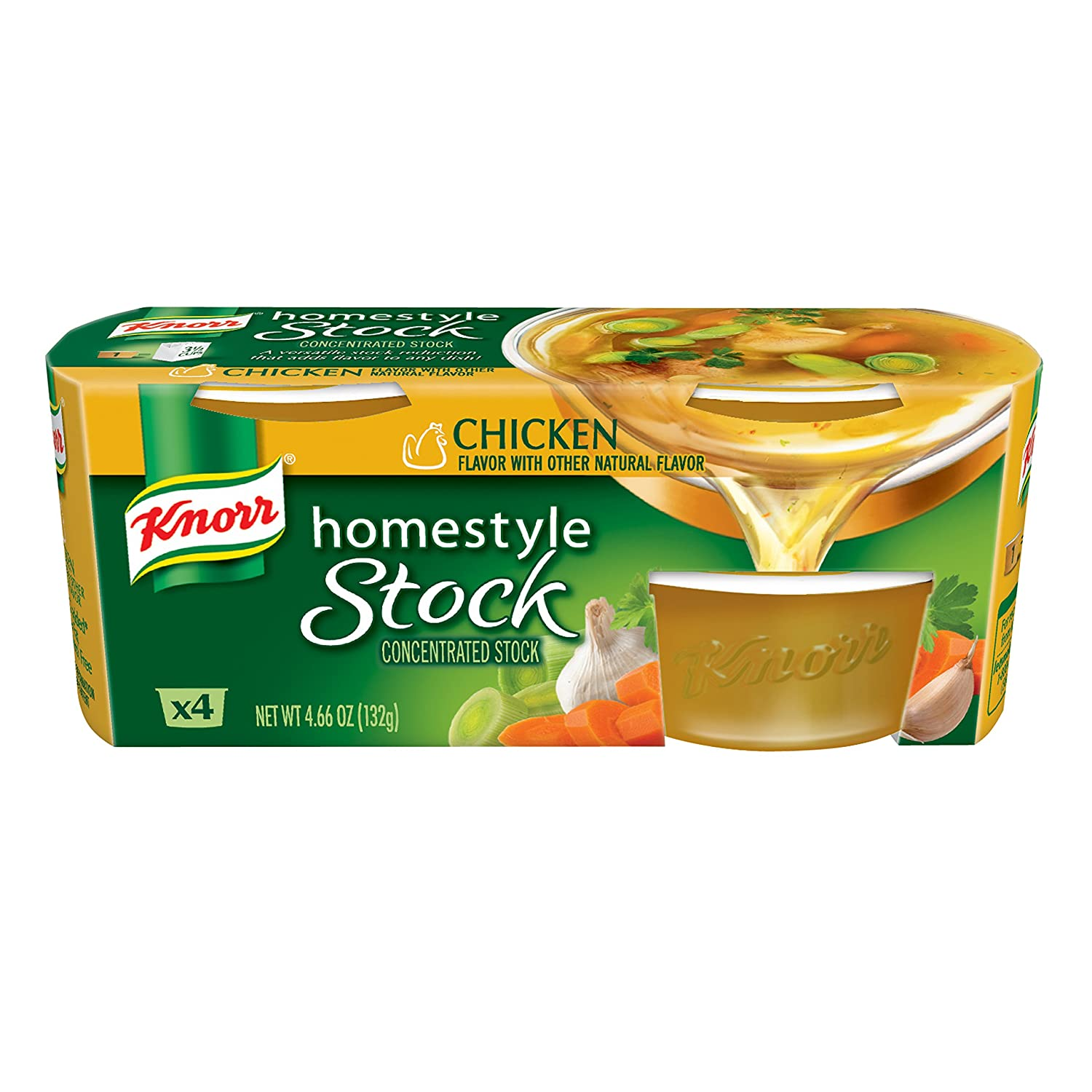 Knorr Homestyle Chicken Stock Nutrition Knorr Homestyle Stock Chicken