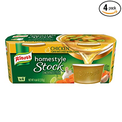 Knorr Homestyle Chicken Stock Ingredients Knorr Homestyle Stock Chicken