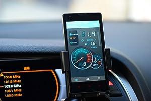 V COOL OBD2 Scanner Bluetooth Diagnostic Tool OBDII Reader for Android Engine Code Check