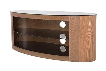AVF FS1100BUCO-A Buckingham TV Stand - 1100 - Oak