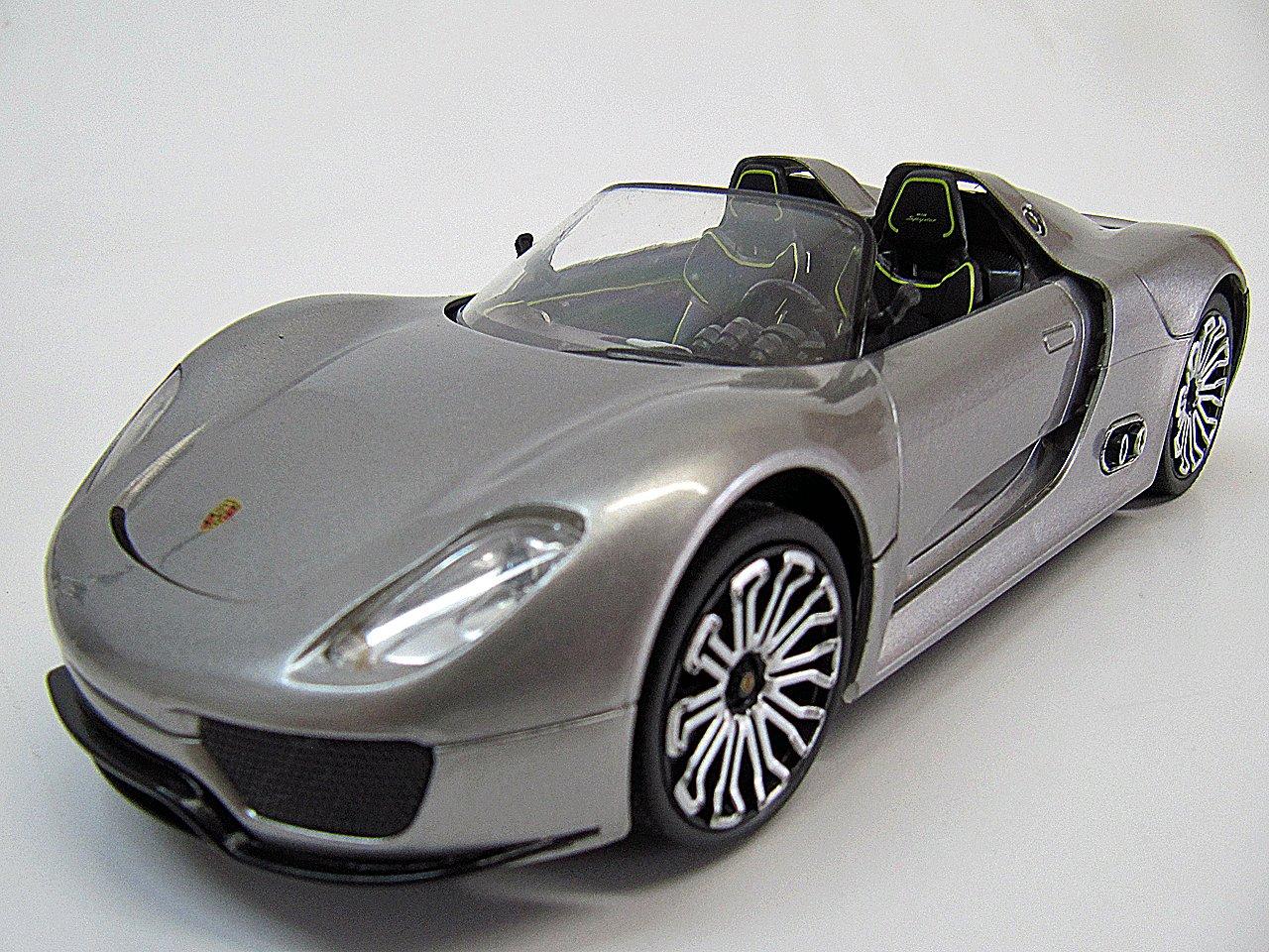 Brigamo00398 – PORSCHE 918, SPYDER, 1:24, Rc Auto, ferngesteuertes Auto, Modellauto, inkl. Fernsteuerung günstig bestellen