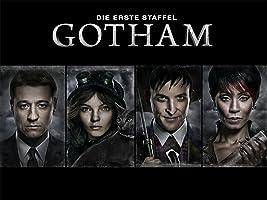 Gotham: The Complete First Season [OmU]
