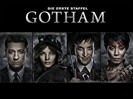 Gotham: The Complete First Season [OmU]