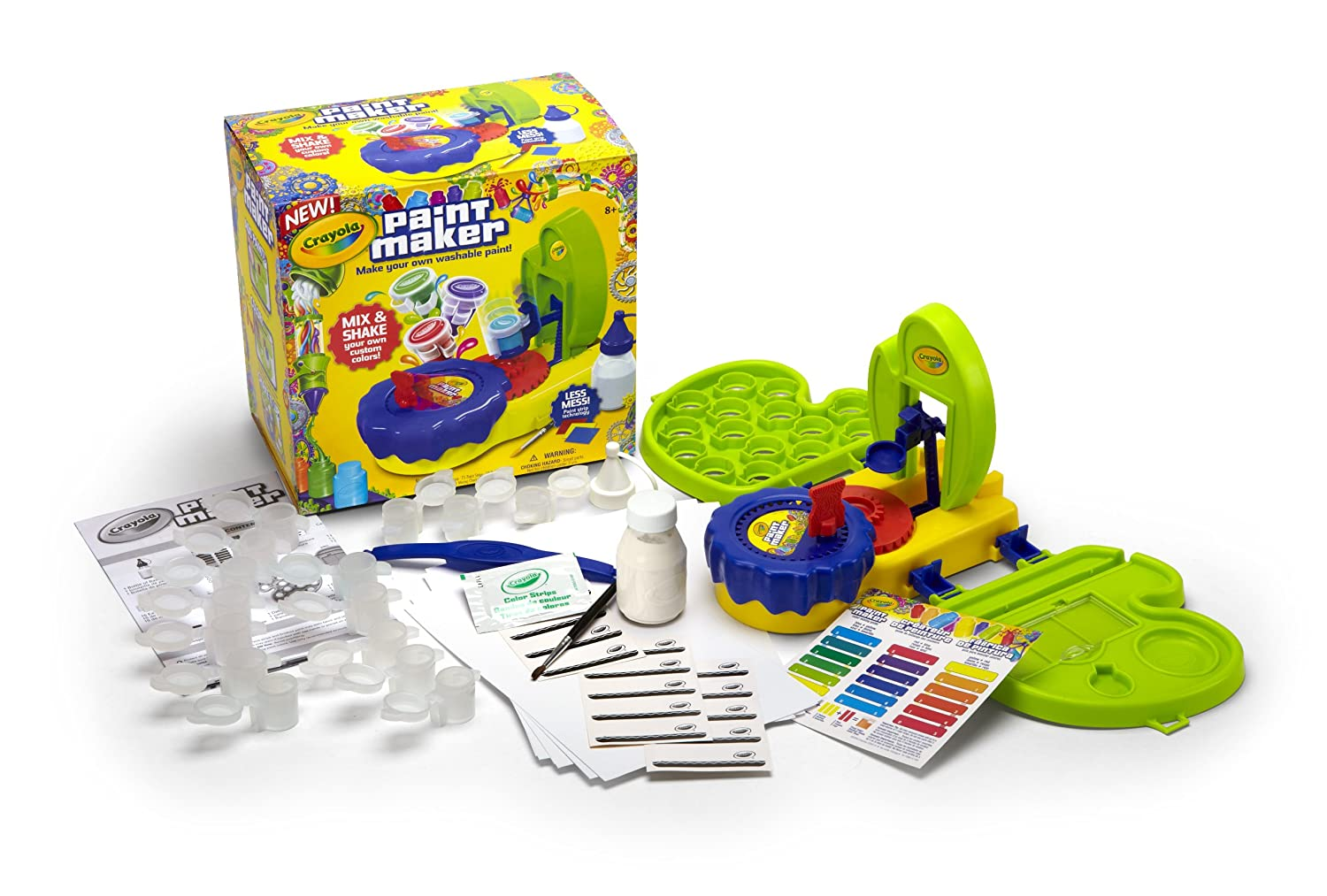 Crayola Paint Maker Review