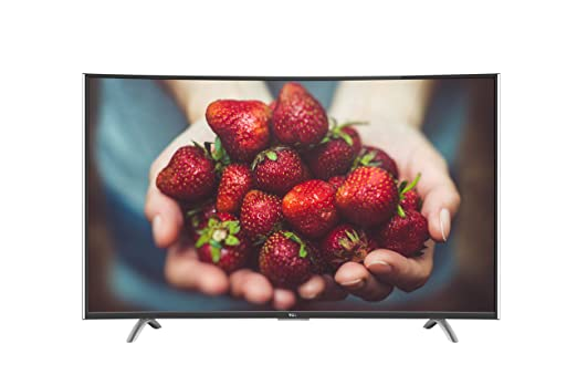 TCL 121.92 cm (48 inches) C48P1FS Full HD Curved Smart LED TV