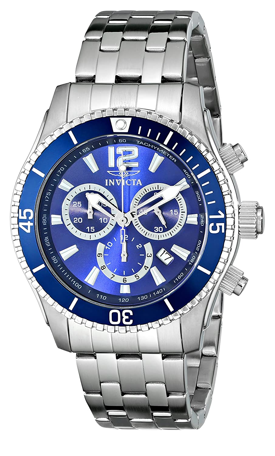 50% off or more On Premium Watches By Amazon | Invicta II Analog Blue Dial Men's Watch - 620 @ Rs.10,146