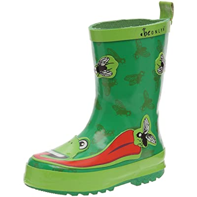 Be Only Unisex Children's Frog Wellies