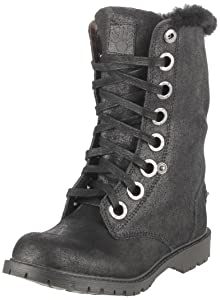 Image BEARPAW Women's Kayla Lace-Up Boot