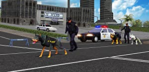 Police Dog Simulator 3D by Tapinator