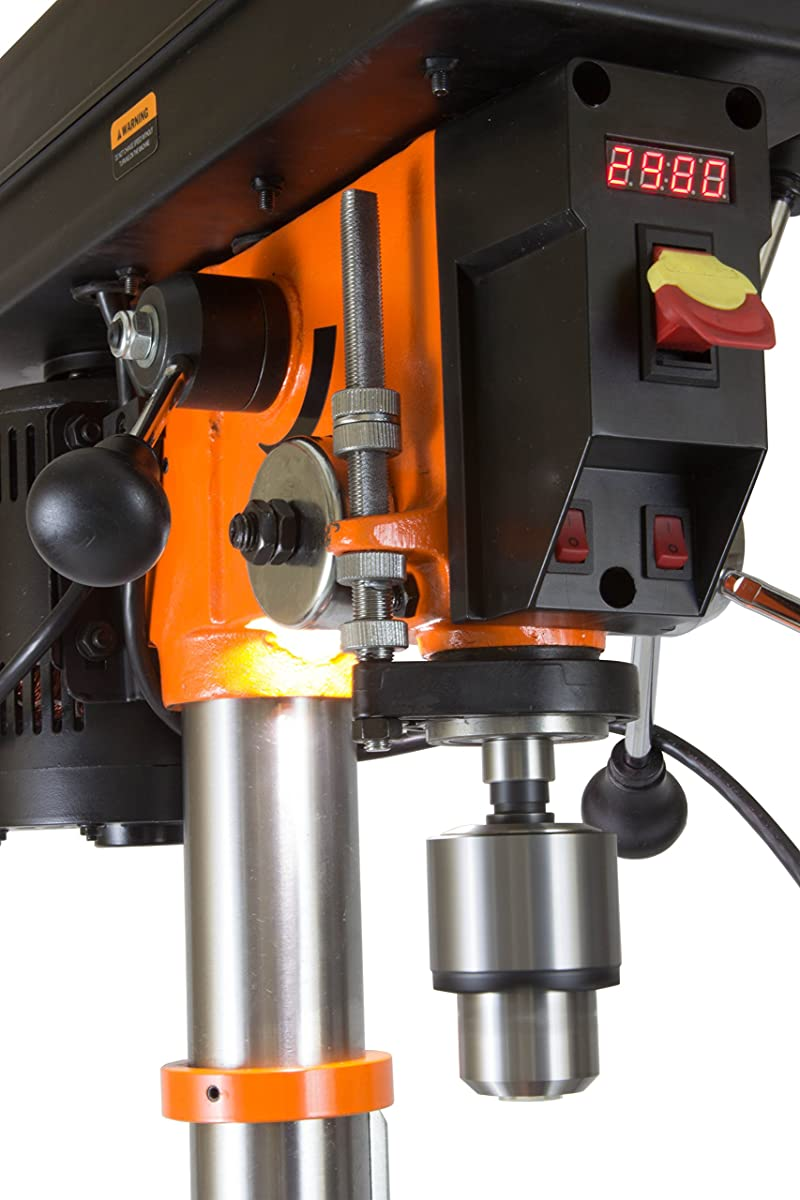 WEN 4214 12-Inch Variable Speed Drill Press