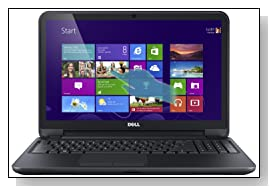 Dell Inspiron 15.6-inch i15RVT-6195BLK Touchscreen Review