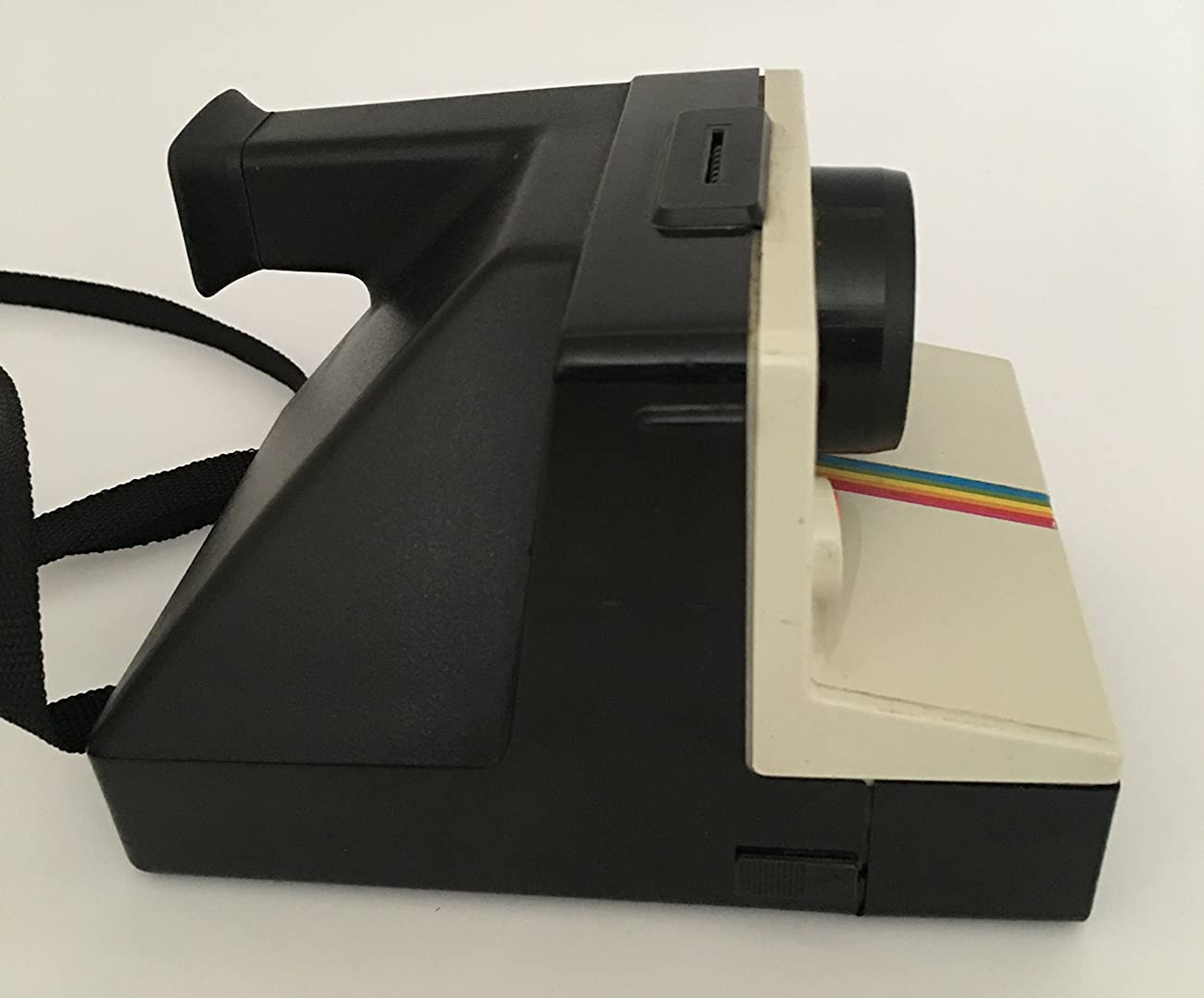 Polaroid OneStep SX-70 White/Rainbow Camera 4