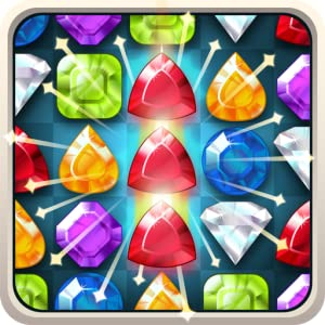 Booty Quest - match 3 jewels and challenge friends! by Outplay Entertainment Ltd