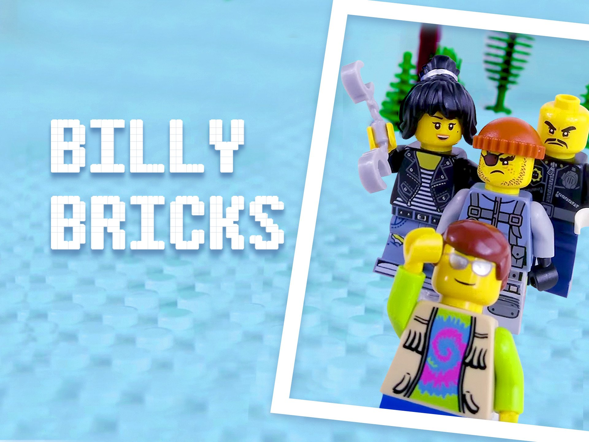 Billy Bricks - Season 1