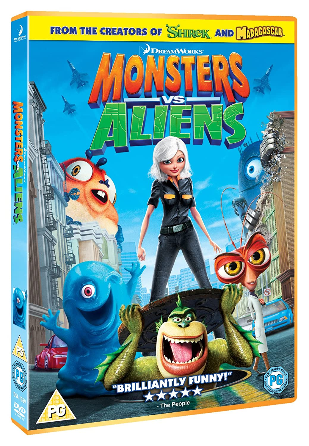 Monsters vs aliens henati xxx vids