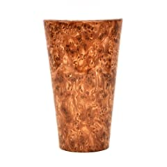 Its Exciting Lighting 002464 Battery Powered Burlwood Style Indoor/Outdoor Wall Sconce