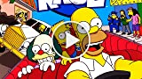CGRundertow THE SIMPSONS: ROAD RAGE for Xbox Video...