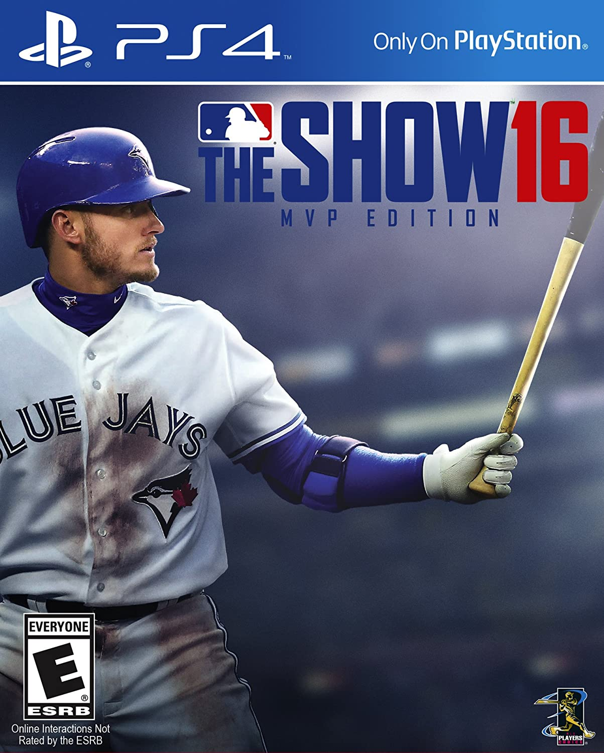 MLB The Show 16 - MVP Edition - PS4 (Digital Code)