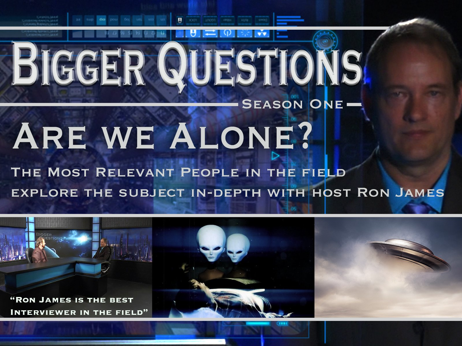 Bigger Questions - Season 1