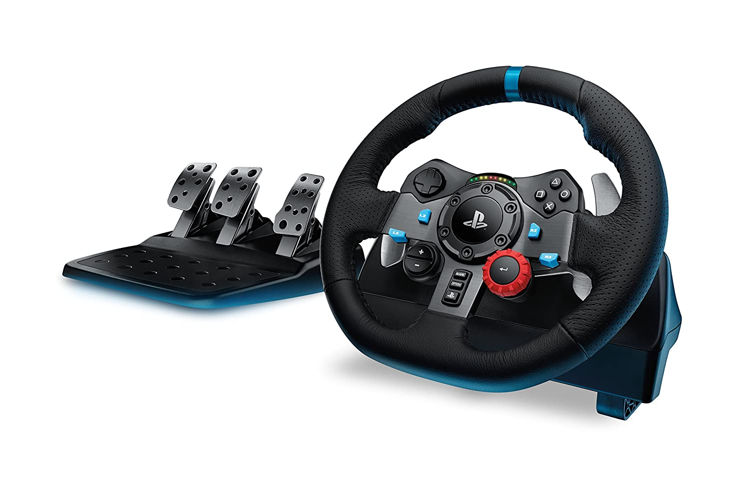 recommended ps4 racing wheel and pedal sets for driveclub. Black Bedroom Furniture Sets. Home Design Ideas