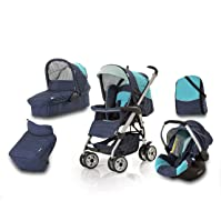 Hauck Condor All-in-One Travel System