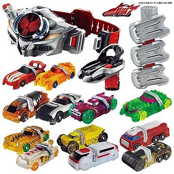 【クリックで詳細表示】Amazon.co.jp | 【福箱】変身ベルト DXドライブドライバー&シフトブレス+シフトカーセット1~4+シフトカーホルダー | おもちゃ 通販