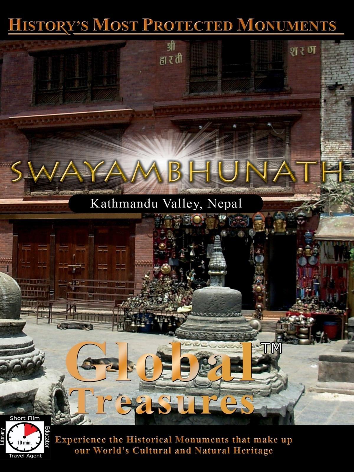 Global Treasures - Swayambhunath, Nepal on Amazon Prime Video UK
