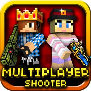 Pixel Gun 3D from RiliSoft Games