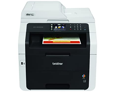 Brother MFC9330CDW Wireless All-In-One Color Laser Printer with Scanner, Copier and Fax: Amazon.ca: Electronics