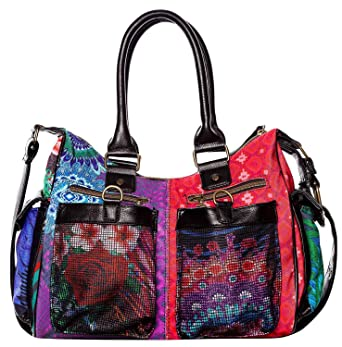 affordable price half price wholesale dealer hot hot hot Sale DESIGUAL 47X5184 Bols London Med Diverdel ...