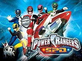 Power Rangers SPD (Space Patrol Delta) Season 1