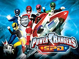Power Rangers SPD (Space Patrol Delta) Season 1
