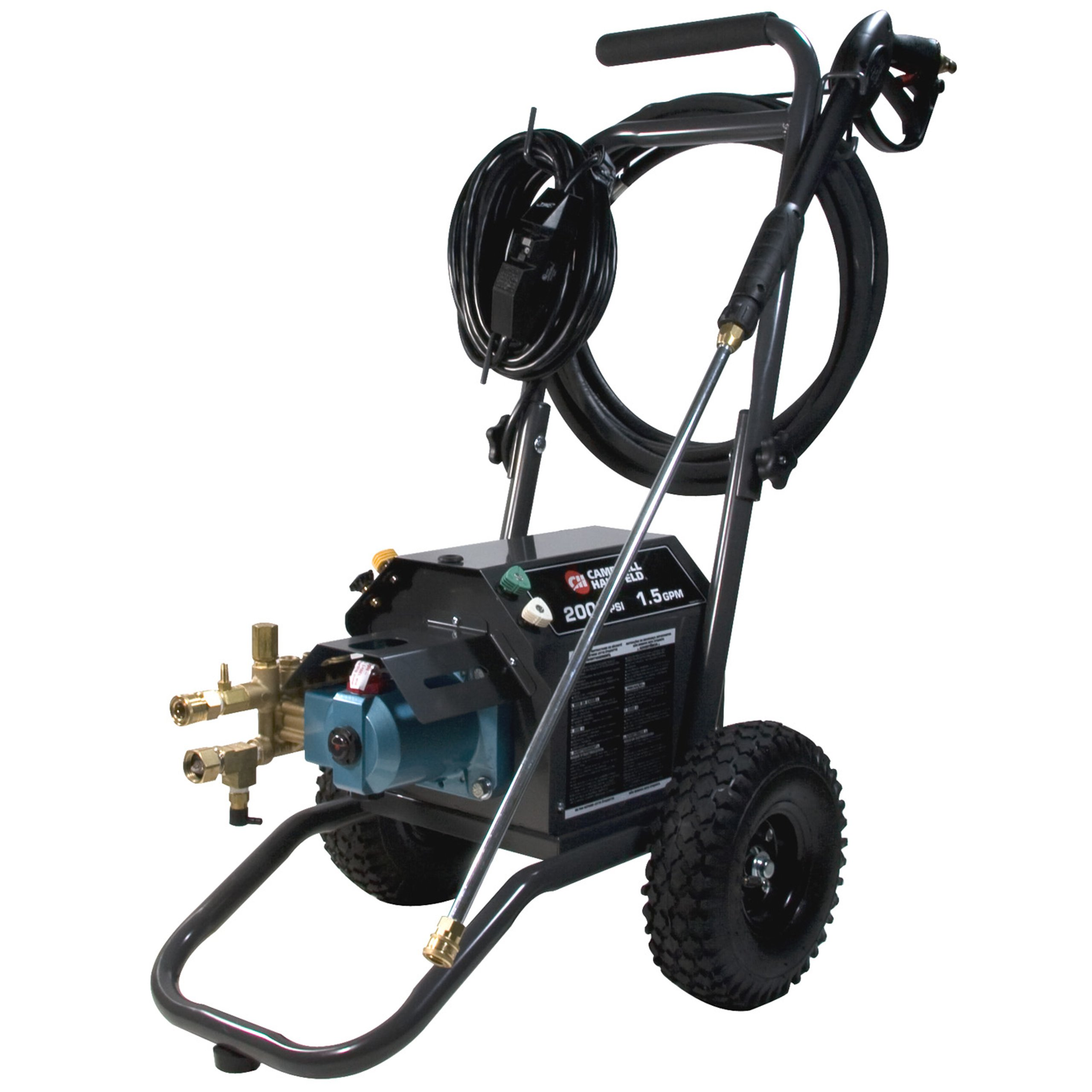 Campbell Hausfeld CP5211 Pressure Washer with 2,000 PSI