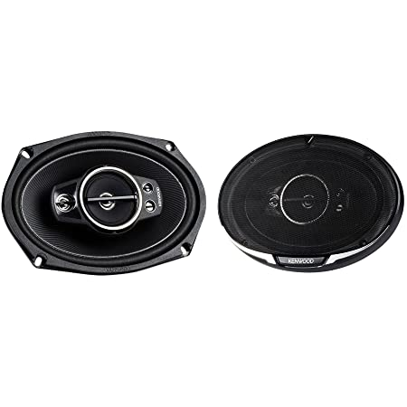 "Kenwood KFC6995PS Kenwood 6X9"" 5-Way Speaker 650W Max"