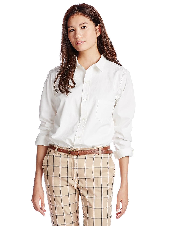 Amazon.co.jp: (デミルクスビームス) Demi-Luxe BEAMS / デニムライク シャツ: 服&ファッション小物