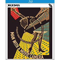 Man With a Movie Camera [Blu-ray]
