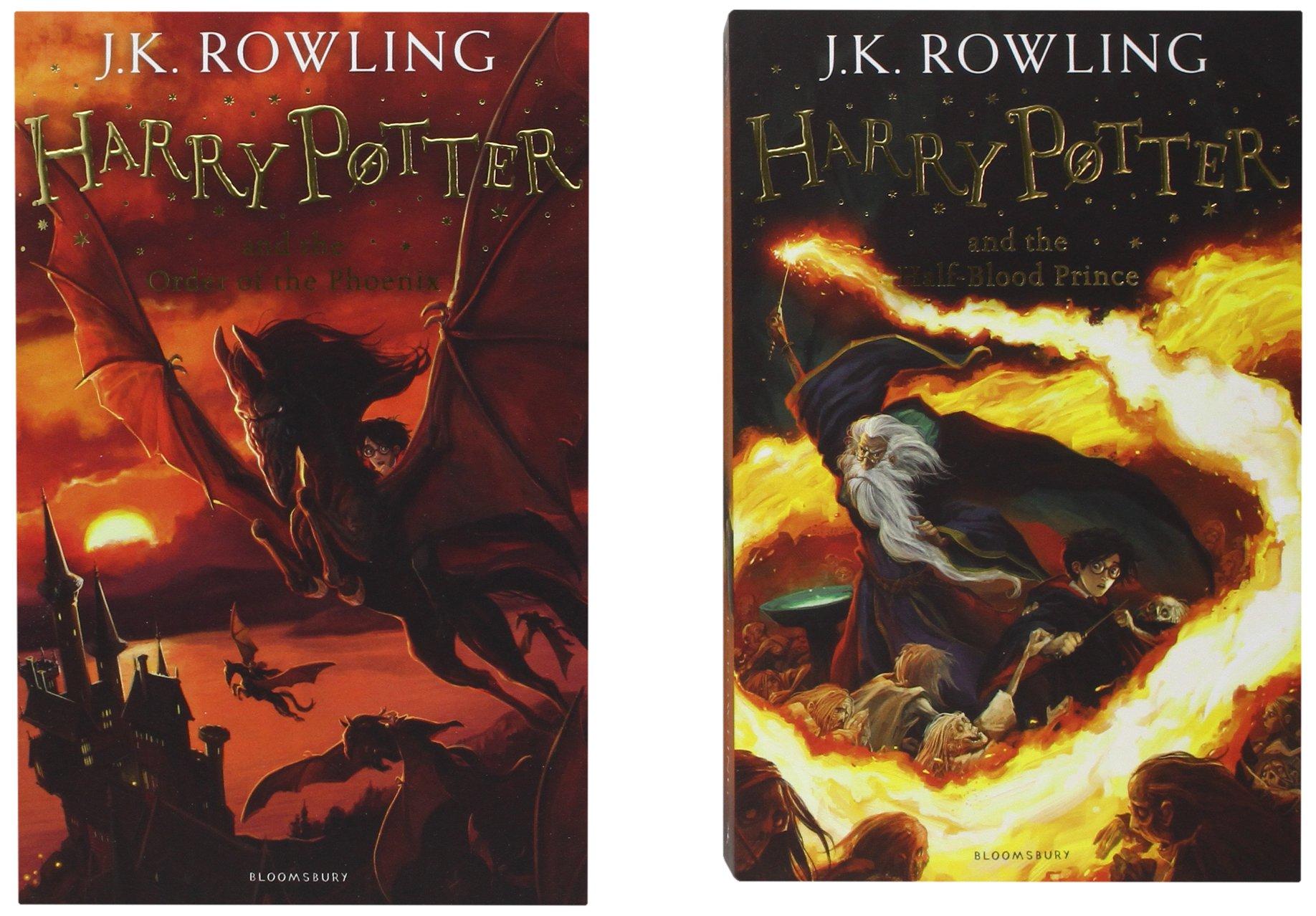Harry Potter Book Prices : Bloomsbury harry potter volume children s paperback