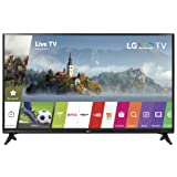 LG Electronics 32LJ550B 32-Inch 720p Smart LED TV (2017 Model) (Tamaño: 32 inches)