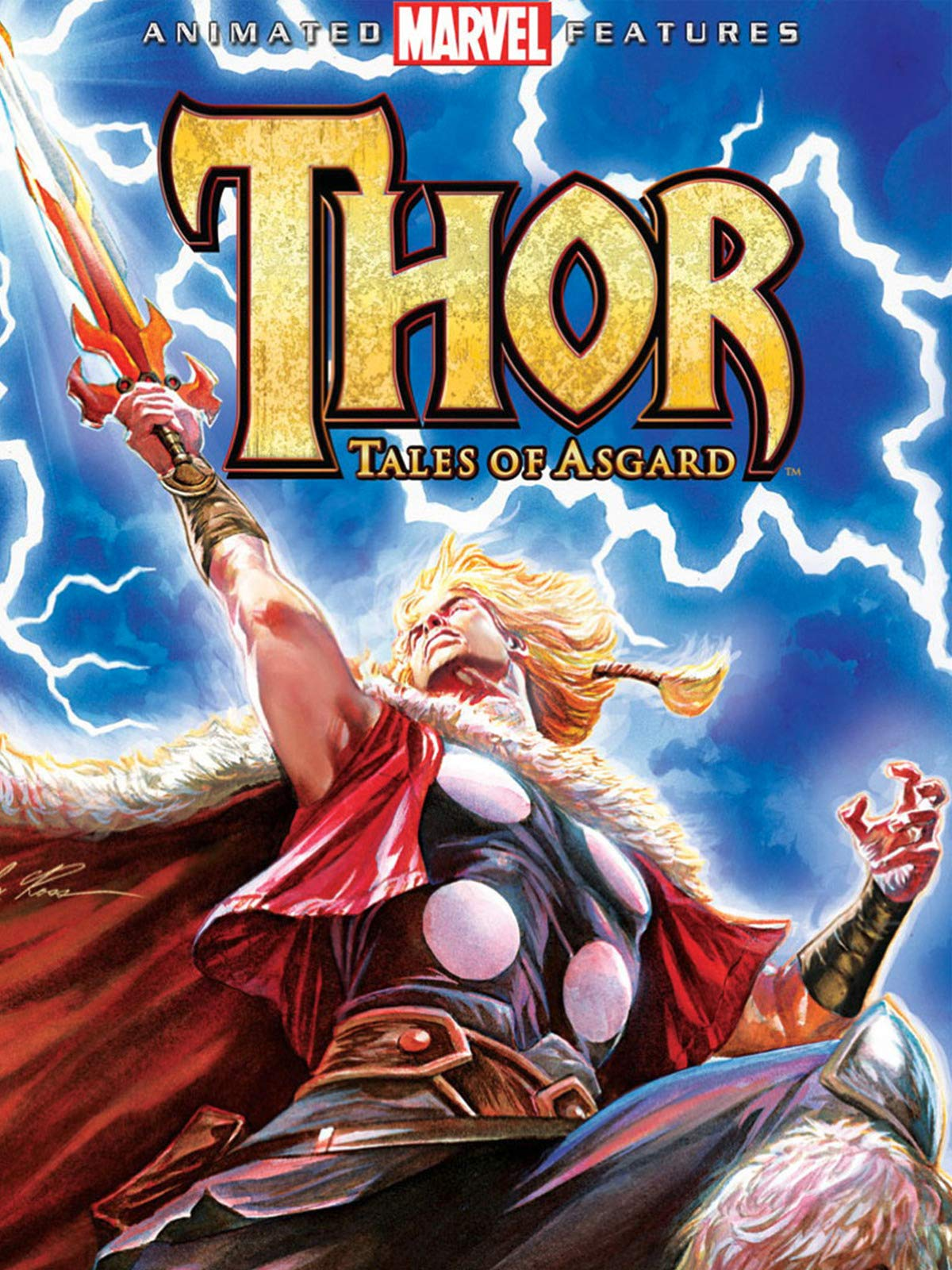 Thor: Tales of Asgard on Amazon Prime Video UK