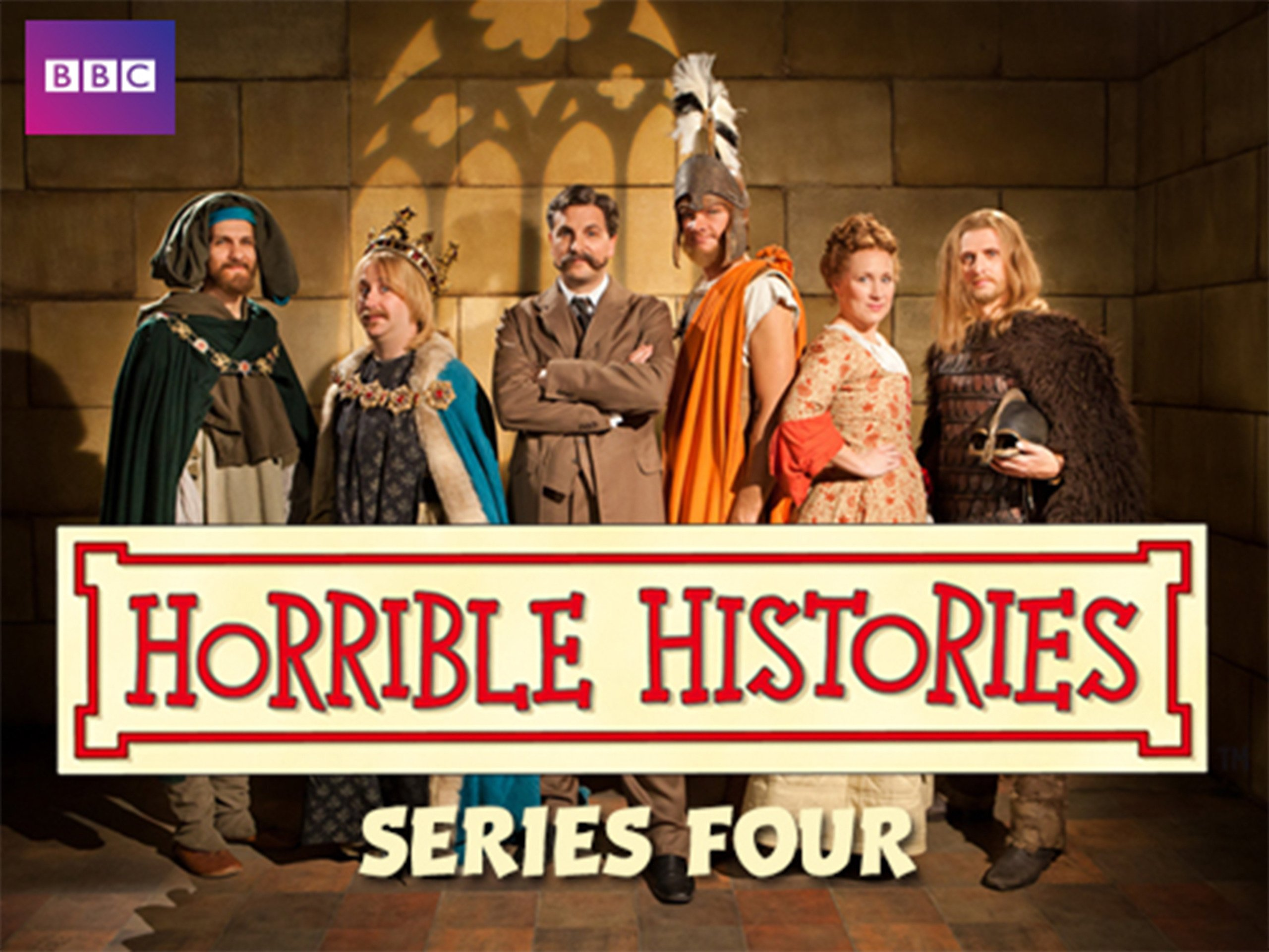 Horrible Histories - Season 4