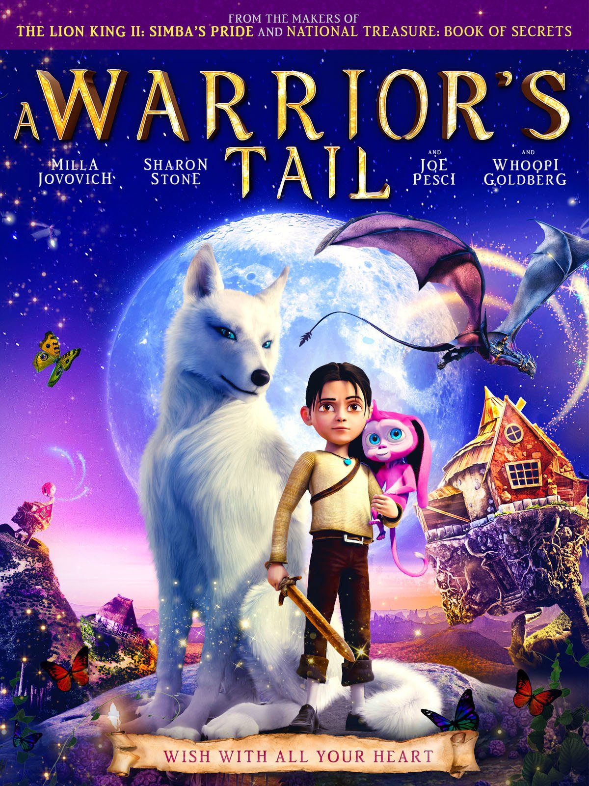 A Warrior's Tail on Amazon Prime Instant Video UK