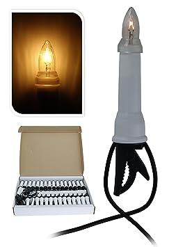 weihnachts baumbeleuchtung au en 30er lichterkette warmweiss dc263. Black Bedroom Furniture Sets. Home Design Ideas