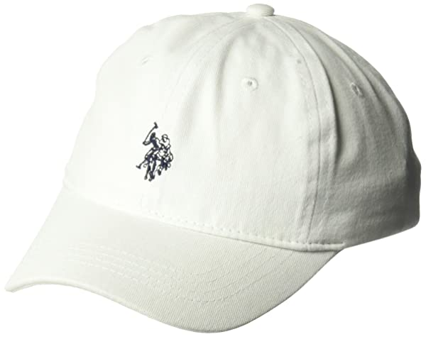 Men/'s Baseball Hat Polo Assn Adjustable With Big Logo.
